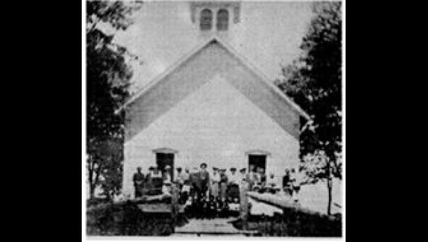 Delano Church ca. 1900