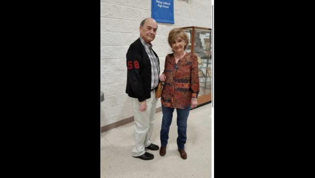 """Submitted Photo"""" Junior and Nancy Sandy"""""""