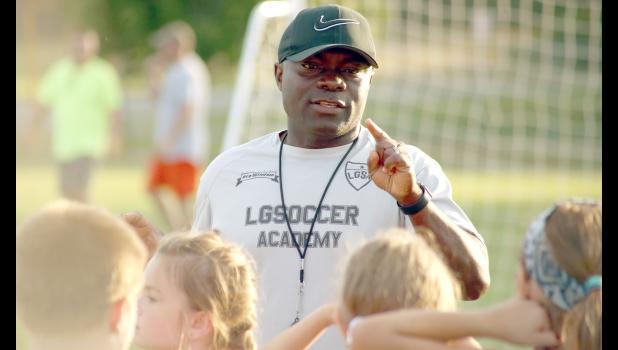 Comets forward Leo Gibson