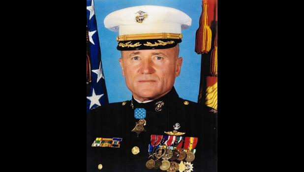 Photo - Colonel Wesley L. Fox, Provided by U.S. Marine Corps