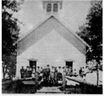 Delano Church ca. 1900