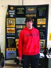 Cameron High School's Athlete of the Week: Caleb Shanks